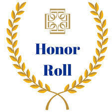 4th Quarter Honor Roll 2019-2020