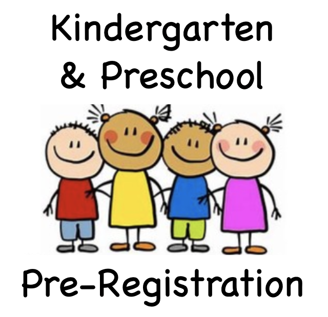Rosedale Pre-registration for Kindergarten and Preschool
