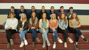 ​​​Riverton Parke Selects Winter Homecoming Court