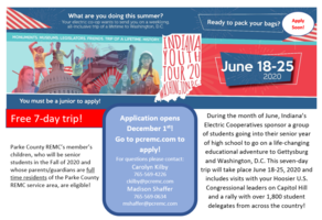 Juniors: Apply to Win a FREE 7-day Trip to Washington D.C.