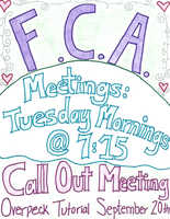 FCA Call Out Meeting