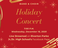 Band & Choir Holiday Concert