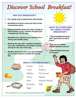 Discover School Breakfast!