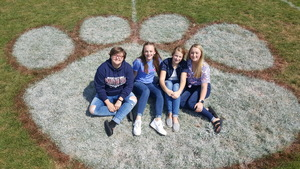 Freshmen Panthers Name Class Officers
