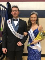 RP Names Winter Homecoming Royalty
