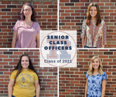 RP Senior Class Officers