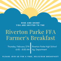 Farmer's Breakfast: Thursday, Feb. 27th