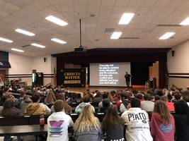 "RP Hosts ""Choices Matter"" Speaker"