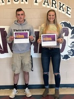 Two Seniors Awarded 2019 Heisman High School Scholarship
