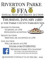 RP FFA Annual Seed and Silent Auction