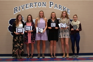 RP Honors Fall Sport Athletes
