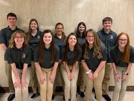 RP Places 3rd in State Spell Bowl Competition