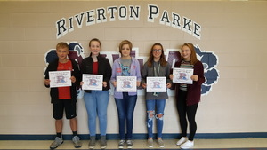 RP October Students of the Month