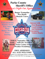 PCSO America's Night Out Against Crime