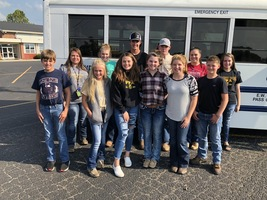 Livestock Skillathon Team Fares Well at Area Contest
