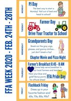 National FFA Week Activities at RP