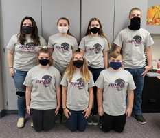 RP Junior High Spell Bowl Advances to State