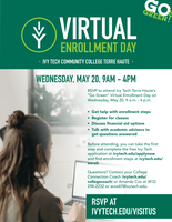 Ivy Tech Virtual Enrollment Day