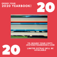 Order Your 2020 Yearbook!