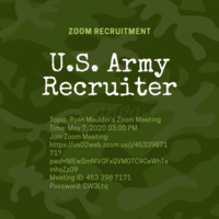 Army Recruiter