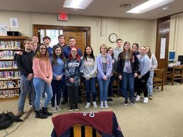 US History Students Explore WWII Soldier Stories